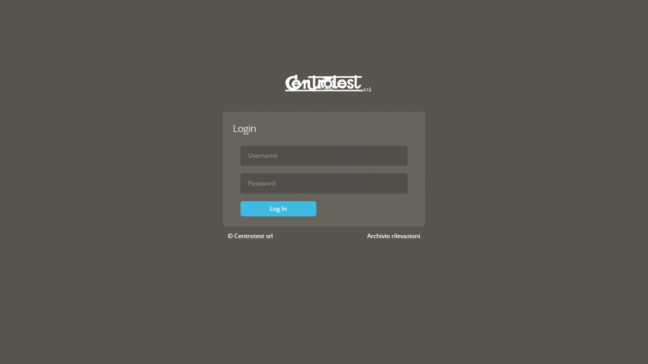 applicazione web