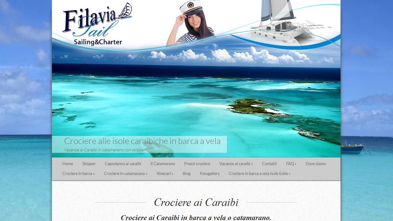 sito web crociere in barca a vela