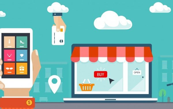 aprire negozio ecommerce