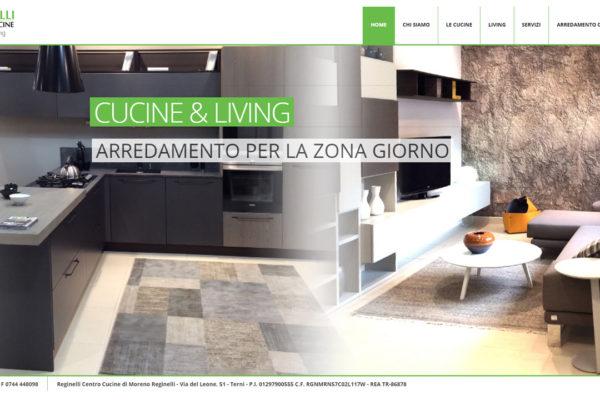 Realizzazione sito internet Reginelli