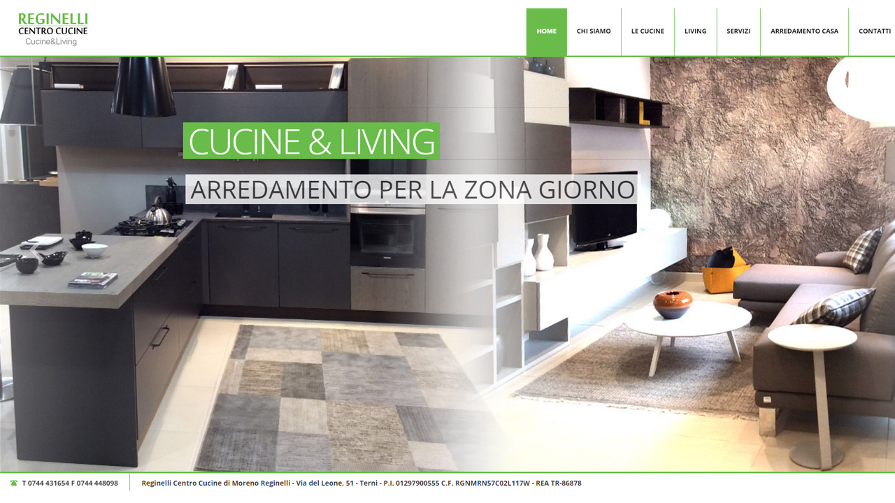 sito web reginelli